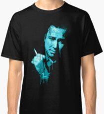 Bill Hicks (blue) Classic T-Shirt