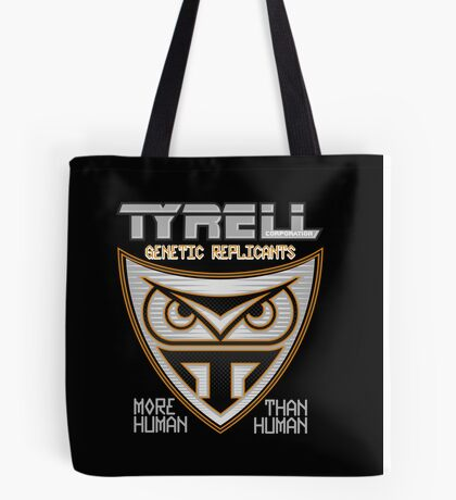Tyrell Corporation Genetic Replicants  Tote Bag