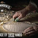 """Made by These Hands"" Poster by ApitiusMandos"