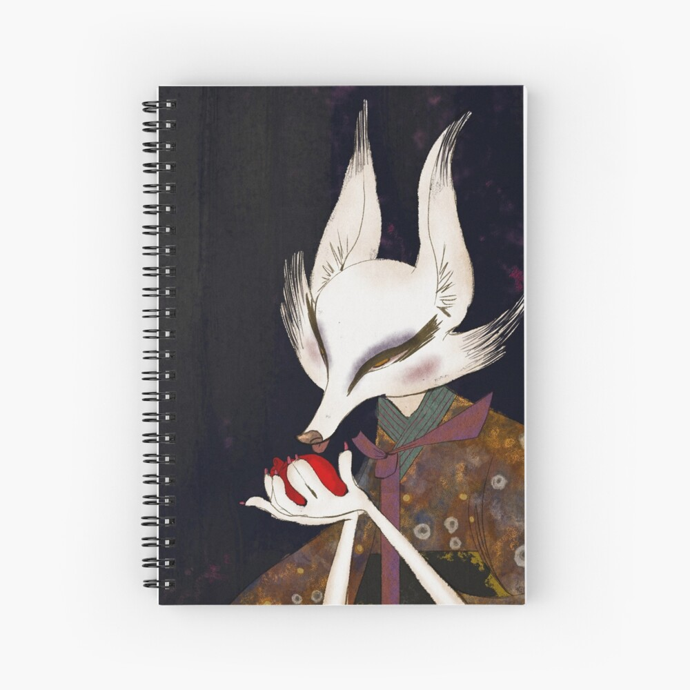 Kumiho Spiral Notebook