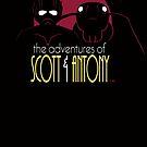 The Adventures of Scott and Antony by thom2maro