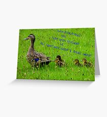 Feature Banner - All Creatures Great & Small Group Greeting Card