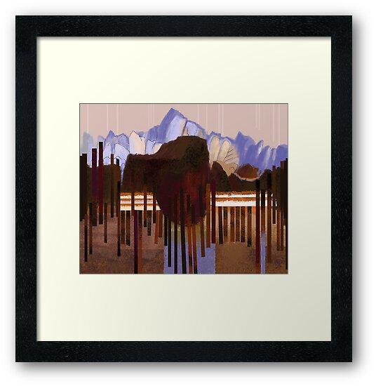 """Mountain View"" by Patrice Baldwin"