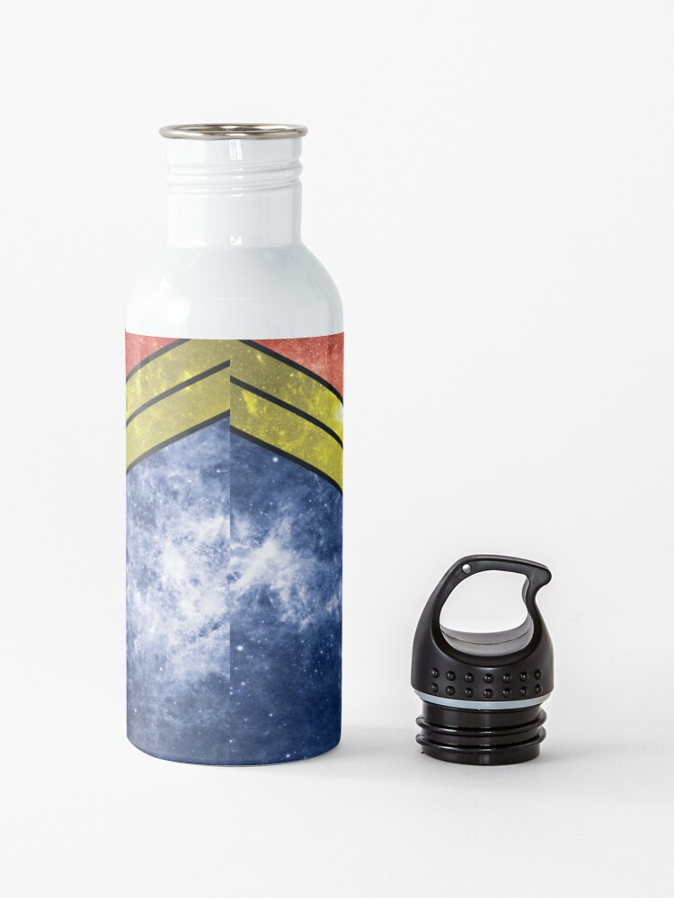 Alternate view of Punch Holes in the Sky Water Bottle
