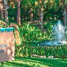 """Tropical Walk"" - Florida Botanical Gardens by ArtThatSmiles"