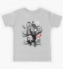 Horror House Kids T-Shirt