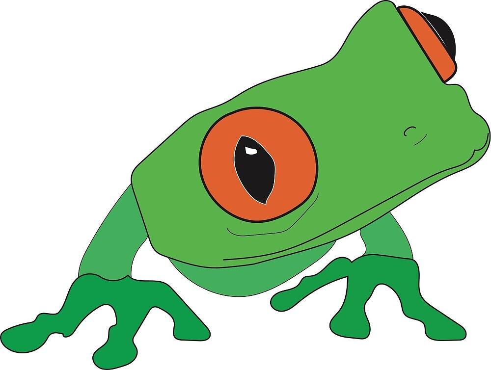 Froggy by LisettePi