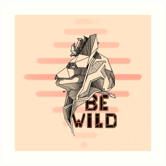 BE WILD by ConorJames