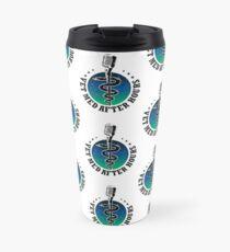 Vet Med After Hours Podcast Travel Mug Travel Mug