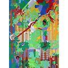 Under the Ten (x2) Maple Trees by Denise Weaver Ross
