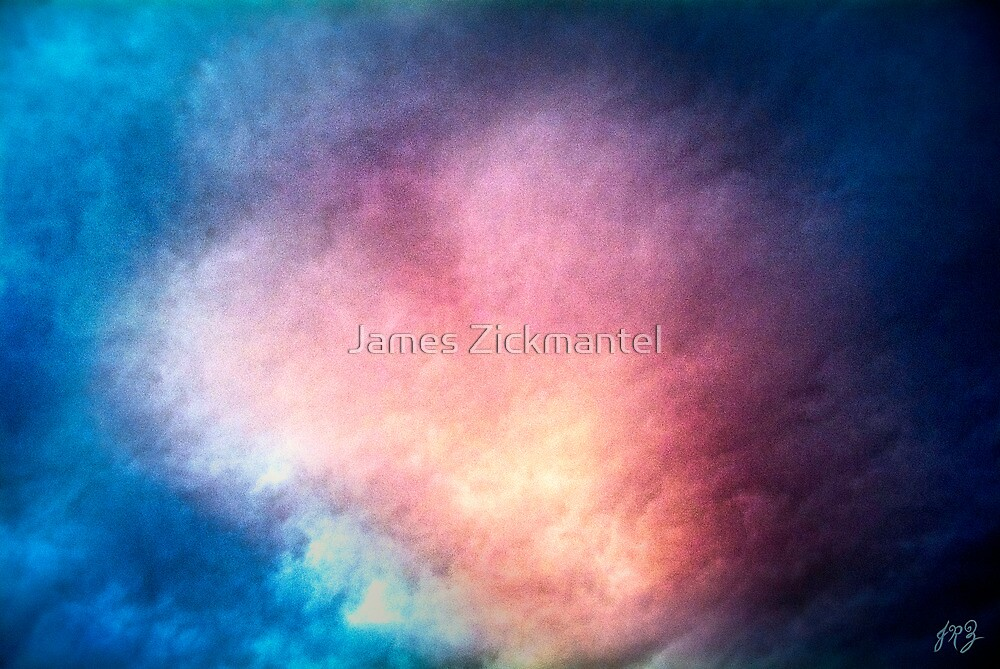 Heart Cloud #2 by James Zickmantel