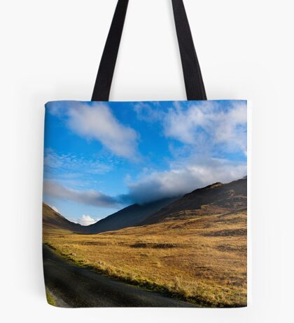 Looking Towards Wrynose Pass Tote Bag
