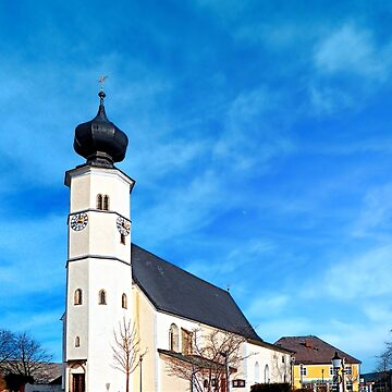 The village church of Sankt Veit / Mkr 3 by patrickjobst