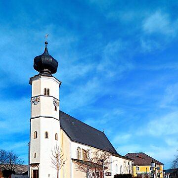 The village church of Sankt Veit / Mkr 3 by patrickjobst