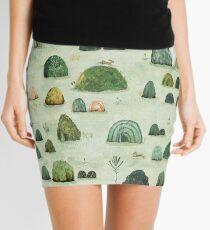 Mossy Hills Mini Skirt