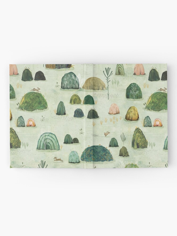 Alternate view of Mossy Hills Hardcover Journal