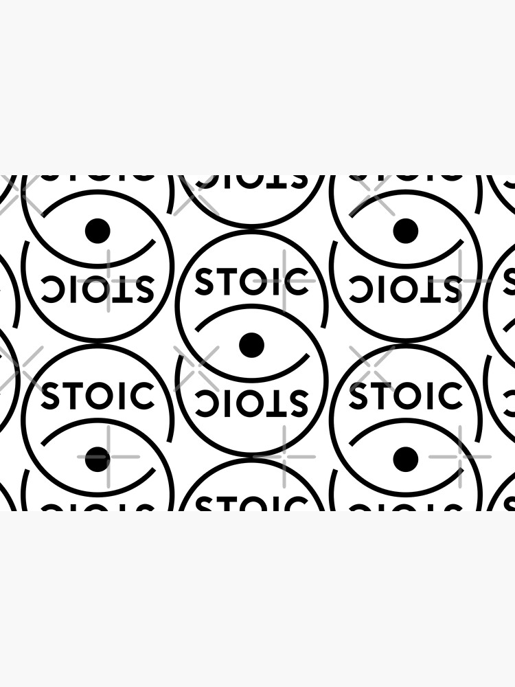 Stoic S Symbol - Stay Stoic! by StoicMagic