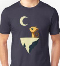 Moon Cat Unisex T-Shirt