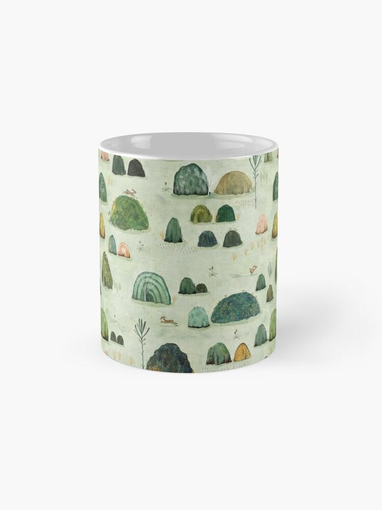 Alternate view of Mossy Hills Mug