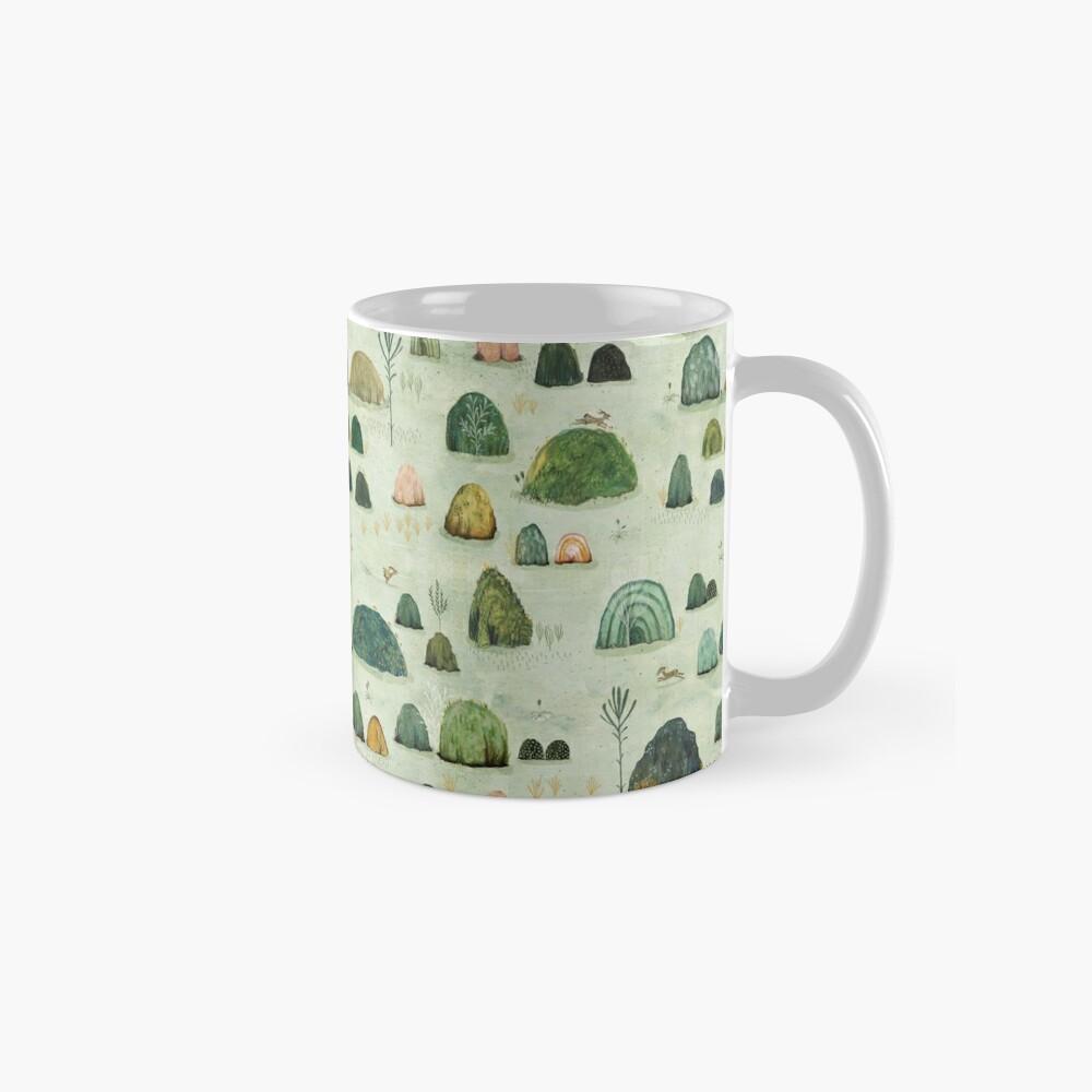 Mossy Hills Mug