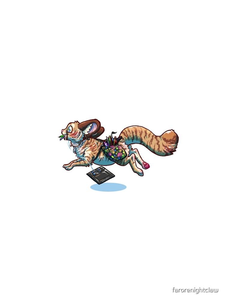 Kittybot Run by farorenightclaw