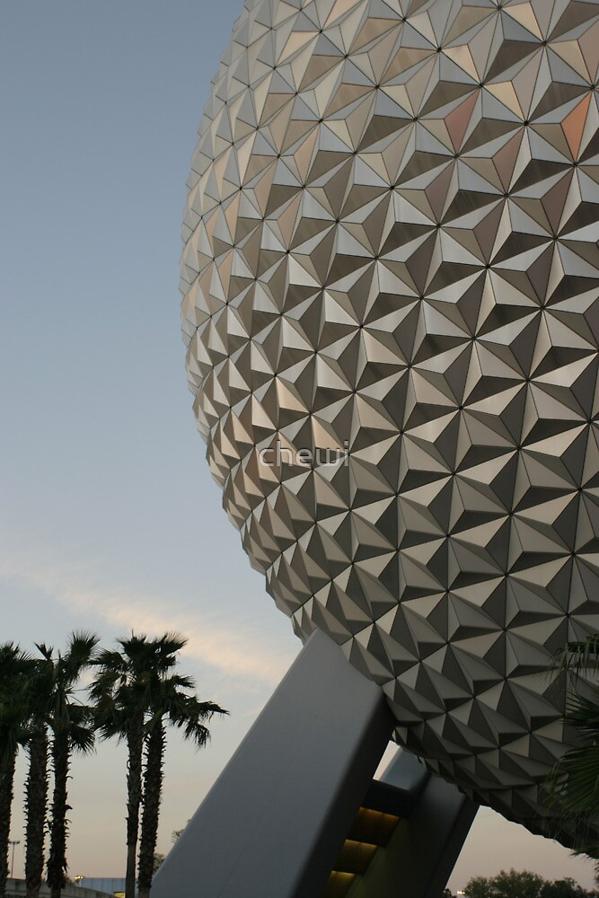 Spaceship Earth by chewi