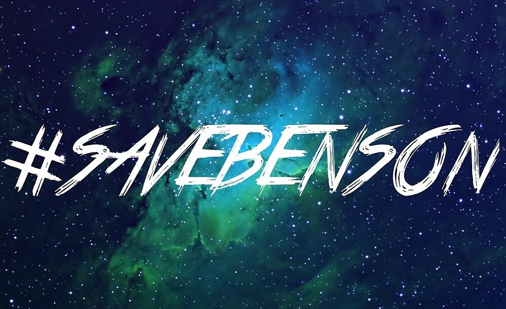 #SAVEBENSON  by RileyMorgan