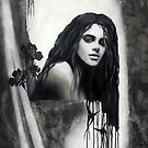 """Shadow flowers-""""Salomé"""" by Chehade"""