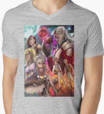 DreamersEcho Vol.II: FLY Cover Art V-Neck T-Shirt