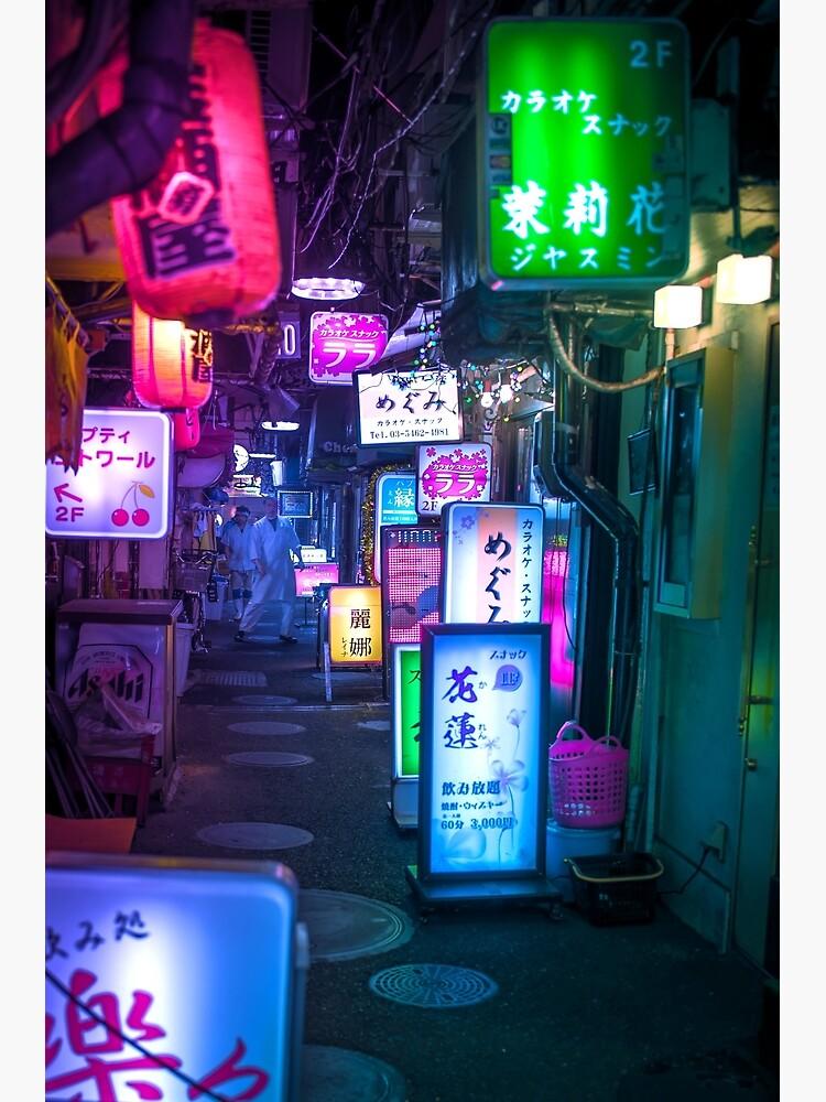 Neon Overload by TokyoLuv