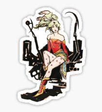 Terra Branford Sticker