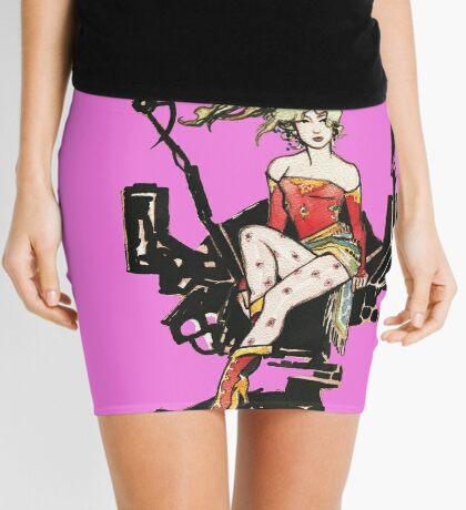 Terra Branford Mini Skirt