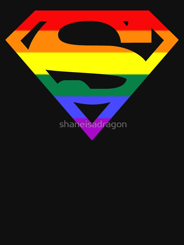 Super Queer 2 by shaneisadragon