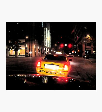 Follow That Car - Downtown Austin!   *featured Photographic Print
