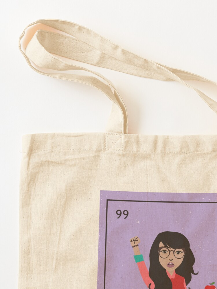 Alternate view of La Maestra Tote Bag