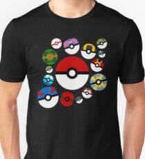 Pokéballs T-Shirt