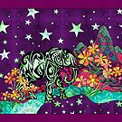 Elephant Dreaming by MagickMama