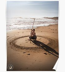 A Perfect Circle - Aubrey Saunders Poster