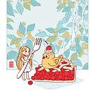 Cherry pie 2 by freeminds