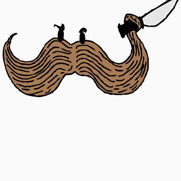 Moustab by albertog72