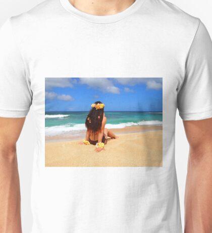 Polynesian Goddess T-Shirt