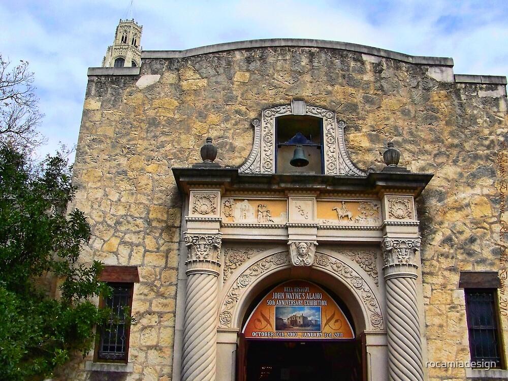 The Alamo by rocamiadesign