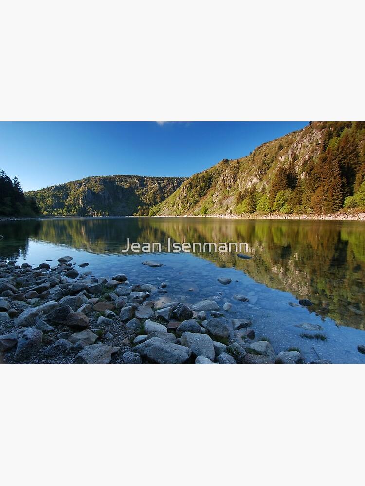 «Le Lac Blanc» par Isenmann