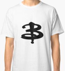 Buffy The Vampire Slayer 'B' v3.0 Classic T-Shirt