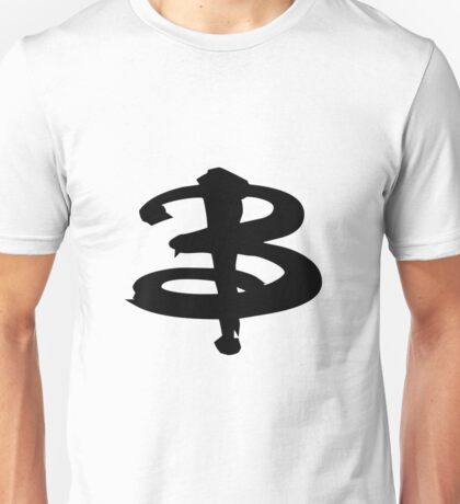 Buffy The Vampire Slayer 'B' v3.0 Unisex T-Shirt