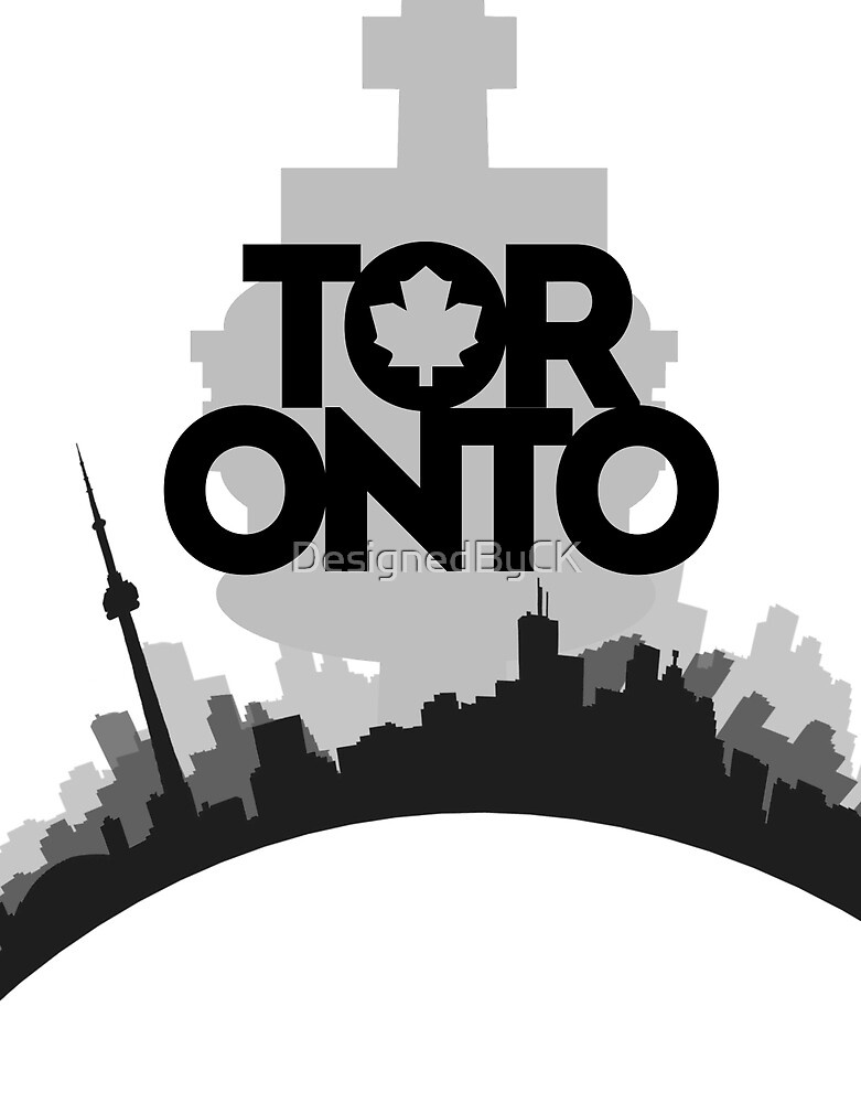 City Series - TORONTO by DesignedByCK