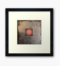 The Theory Of Everything Framed Print