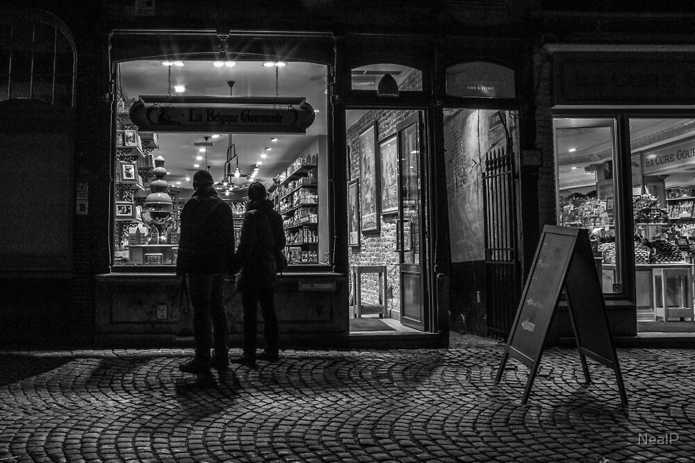Nightshoppers by NealP