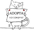 «Adopta, no compres» de Gatuchinhos