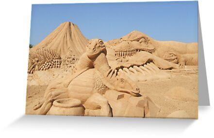 Sand Sculpture by Meladana